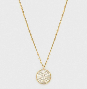 Pristine Coin Necklace