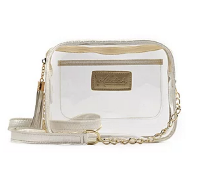 Clear Box Crossbody