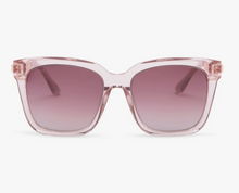 Bella Pink & Wine Lens Sunglasses