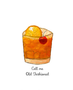 Call Me Old Fashioned Towel