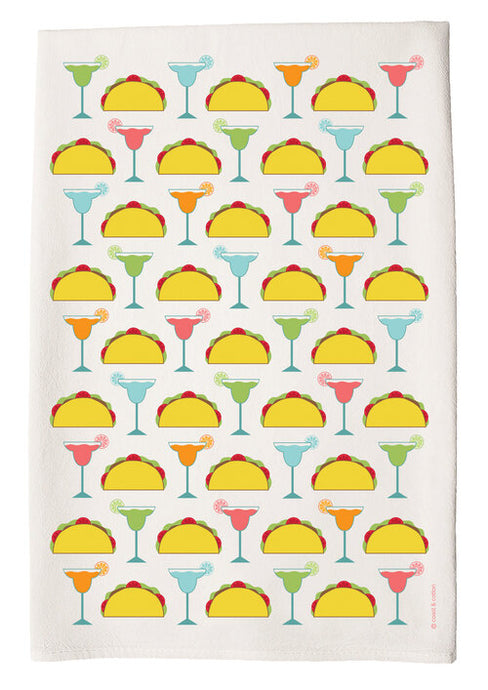 Taco Tuesday Hand Towel