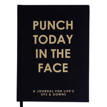 Punch Today Self Care Journal