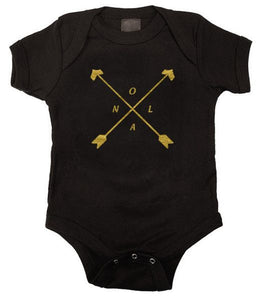 NOLA Arrow Onesie-GD
