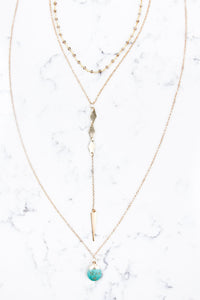 MR Christina Layering Necklace