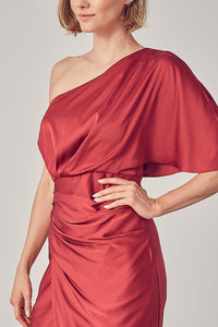 One Shoulder Dress