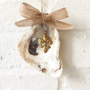 FDL Oyster Ornament