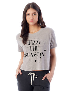 Fizz The Season Boxy Tee