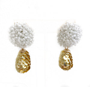 Coco Sequin Earring