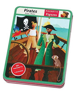Pirates Magnet Set