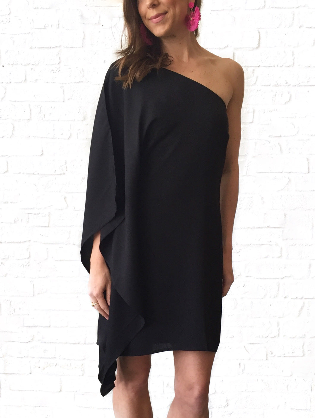 FQ One Shoulder Dress