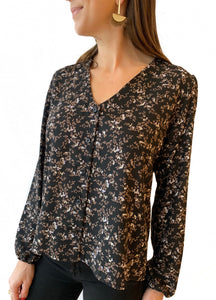 Zion Button Up Blouse