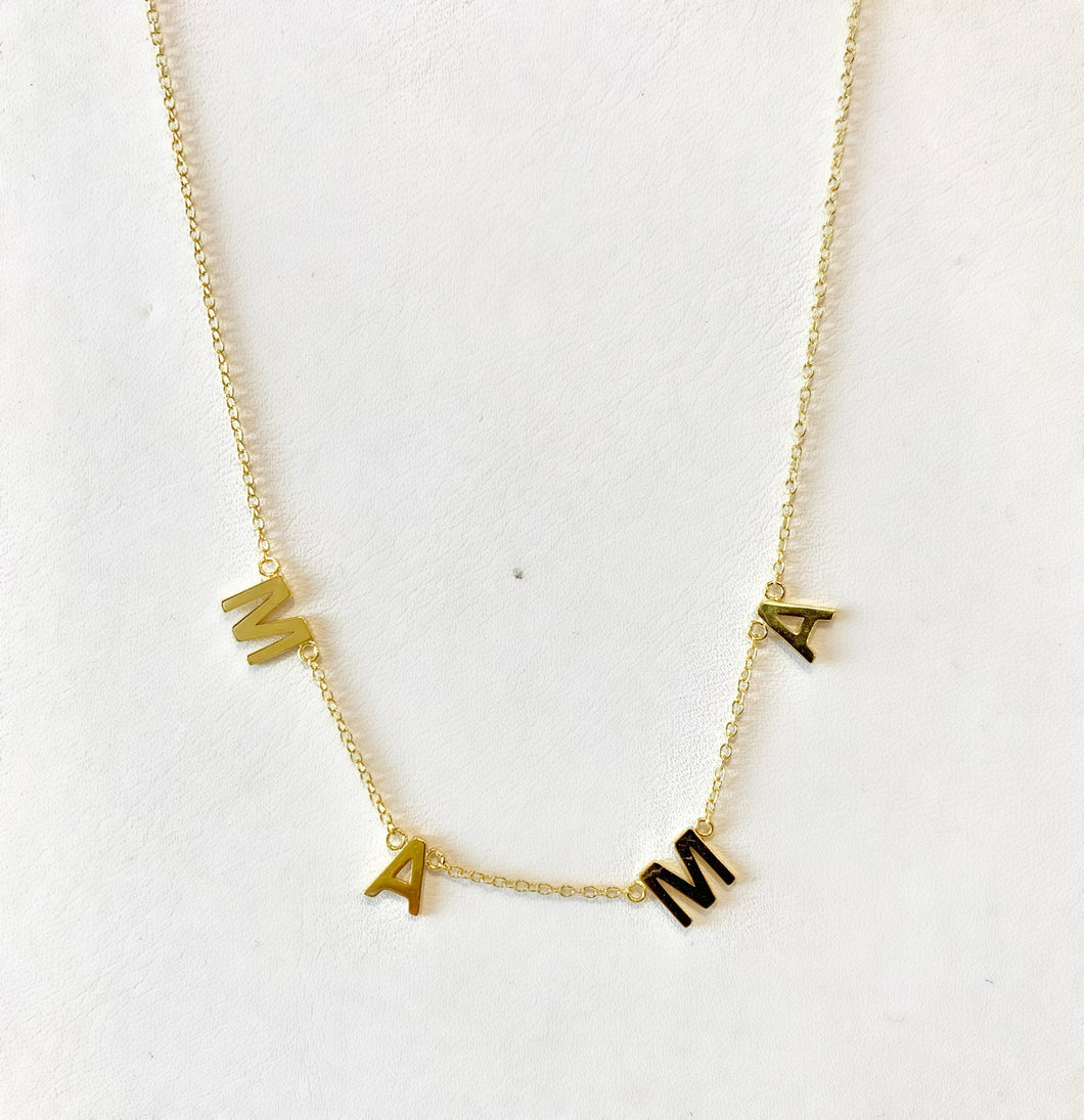 Lux MAMA Necklace