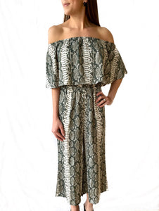 Josephine Serpent Jumpsuit