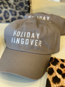 Holiday Hangover Cap