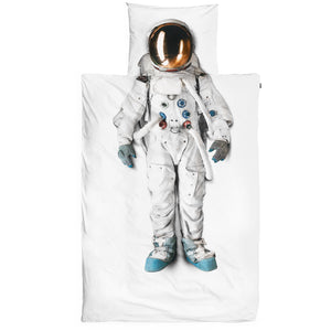 Astronaut Twin Bedding