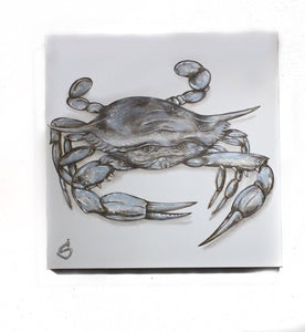 20X20 Blue/Brwn Series Crab-GD