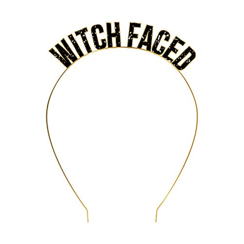 Witch Faced Headband