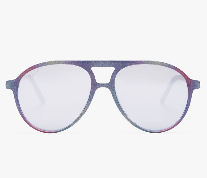 Jett-Rainbow/Lavender Flash Sunglasses