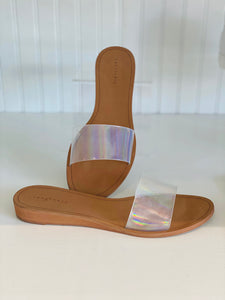Iridescent Slide