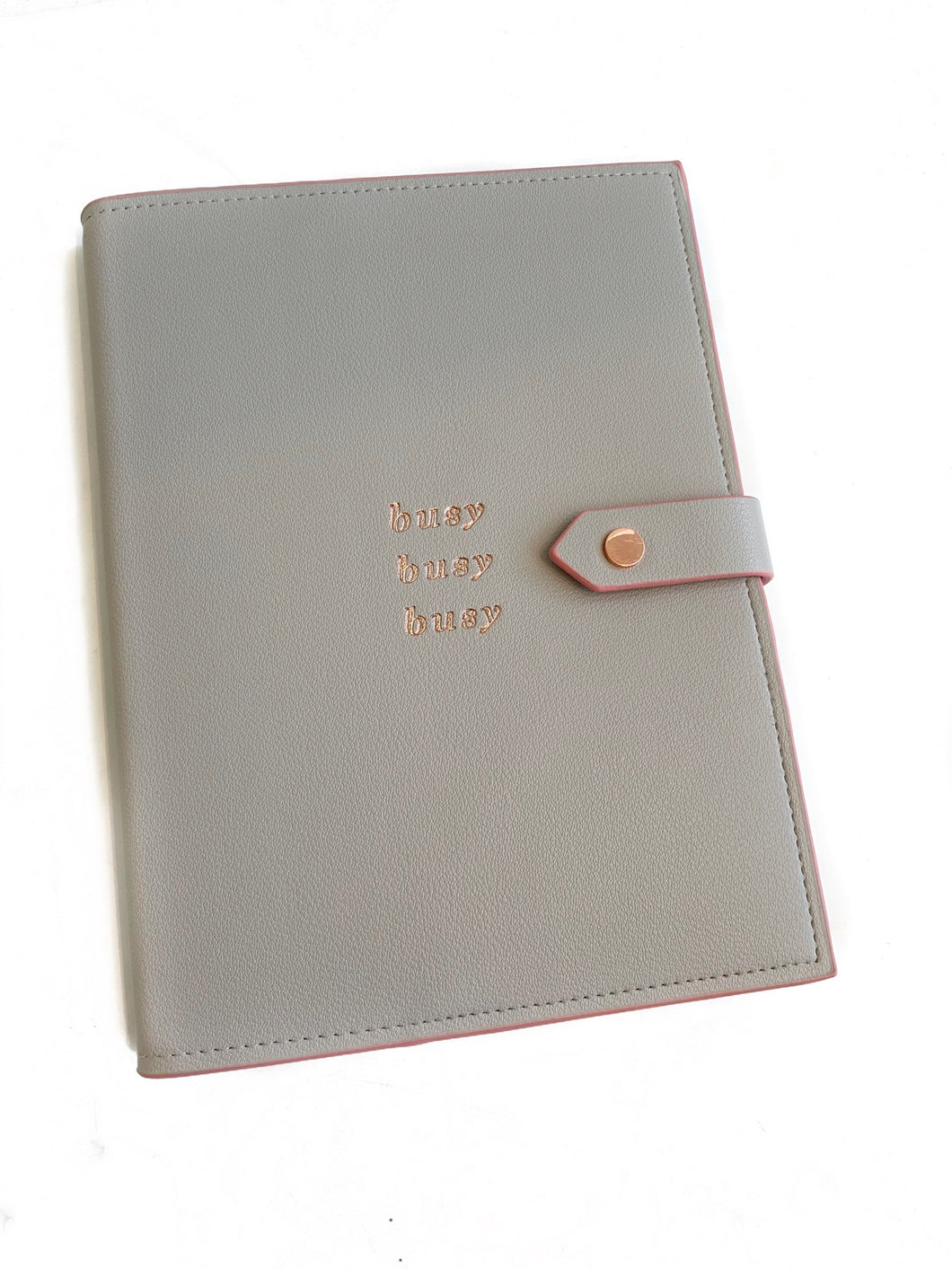 Busy Fx Leather Pcket Journal