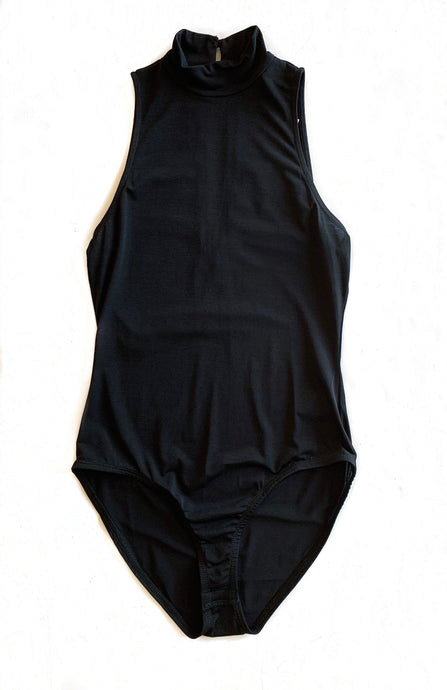 Black Tank Body Suit