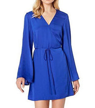 Kaidence Cobalt Wrap Dress