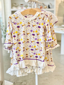 LSU Future Golden Girl Nightgown