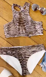 Alligator Crop Set