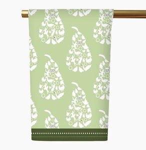 12 Days of Christmas Pears Tea Towel