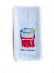 Sazerac New Orleans Towel