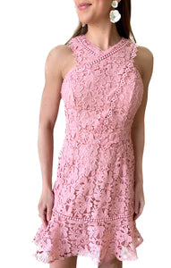 S/L Woven Lace Dress