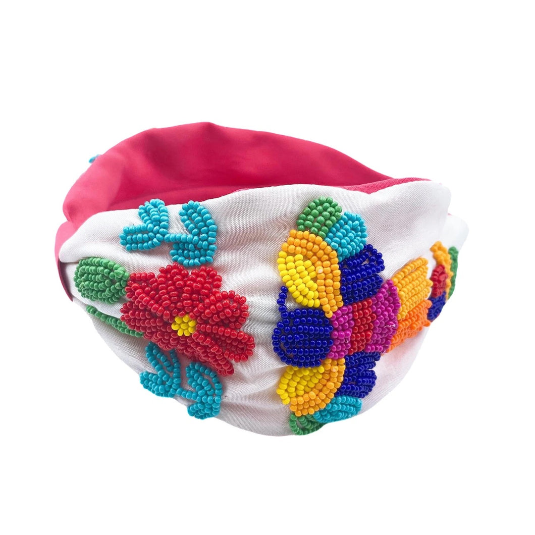 Mexican Bird Headband