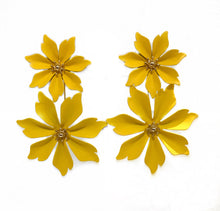 Flower Statement Earring
