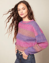 Clem Sweater Rose