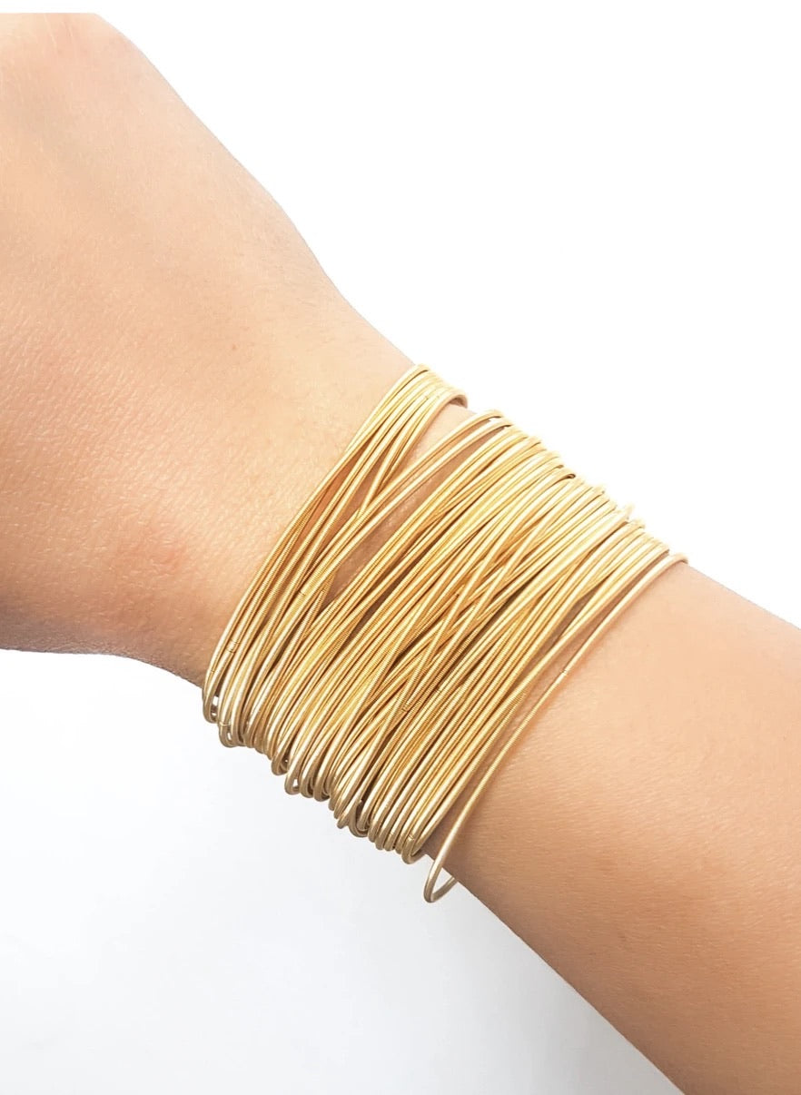 Guitar String Bracelet set