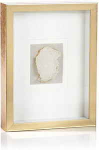 12x16 Gold Framed Crystal