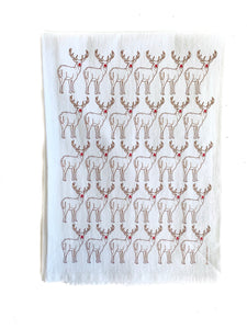Rudolph Hand Towel
