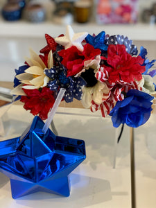 4th of July Headpiece