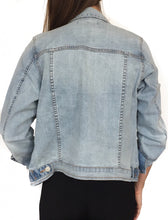 GD Lt. Blue Denim Jacket
