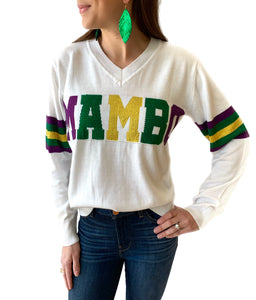 Mambo Sparkle Sweater