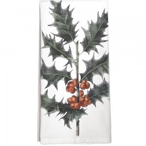 Holly Towel