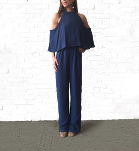 GD Overlay Jumpsuit
