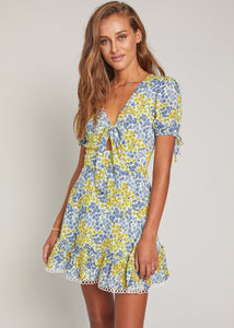 Blossom S/S Mini Dress
