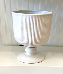 Sinclair Footed Urn
