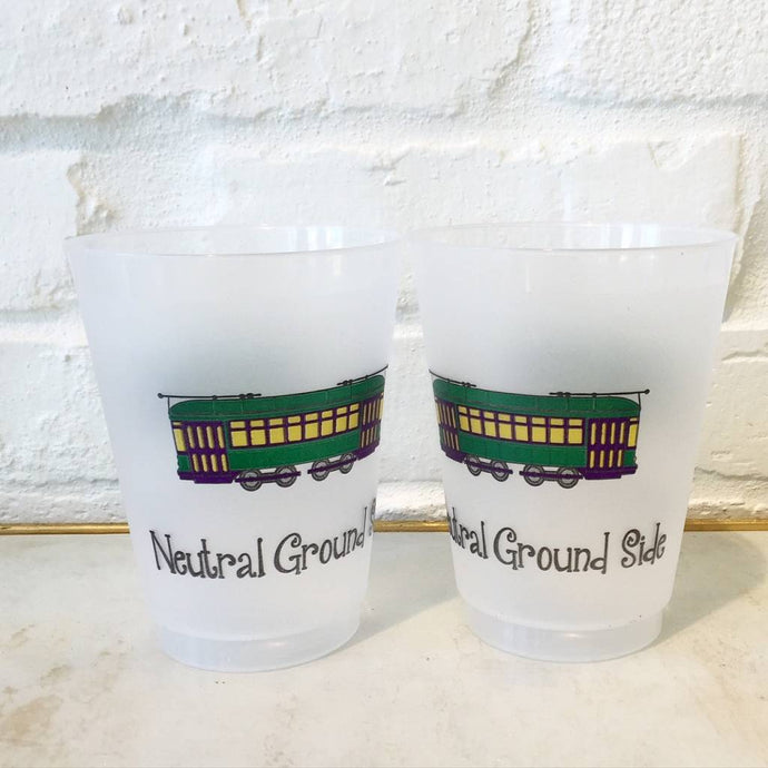 Neutral Ground Side-Frost Flex Cup