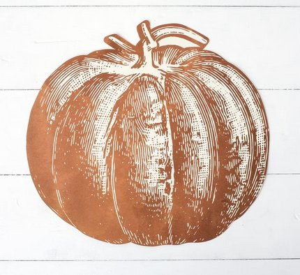 MR-Pumpkin Placemat