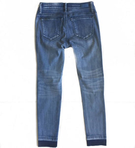Release Hem Wash Out Skinny-GD