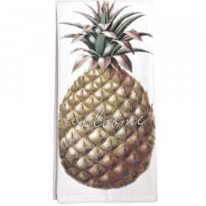 Pineapple Towel