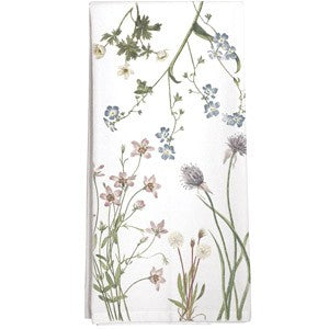 Wildflowers Towel