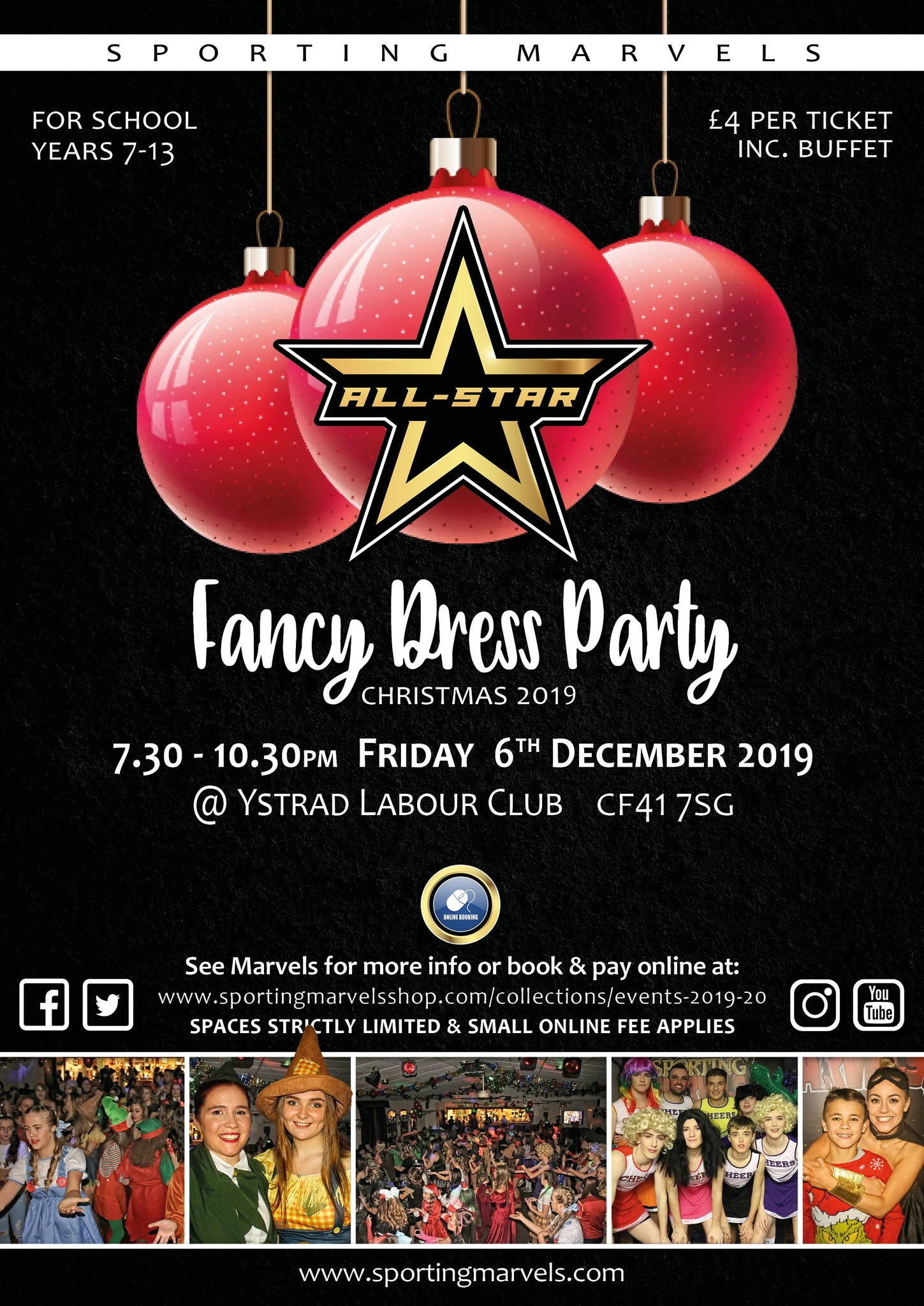 All-Star Christmas Party 2019